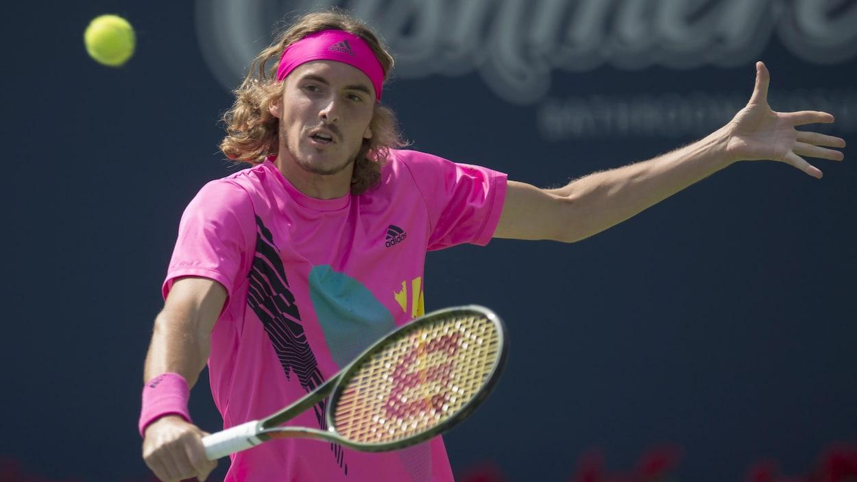 Toronto : Tsitsipas défiera Nadal en finale