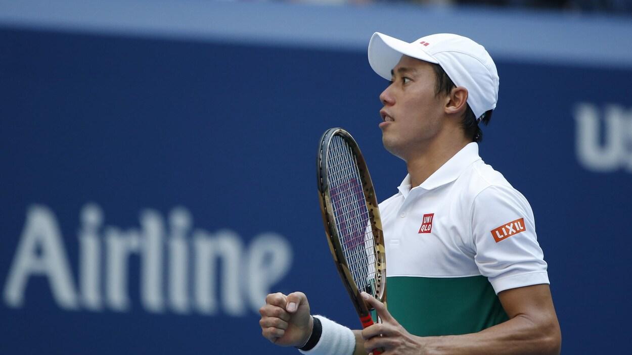 Tennis : Novak Djokovic rejoint Nishikori en demi-finale de l'US Open