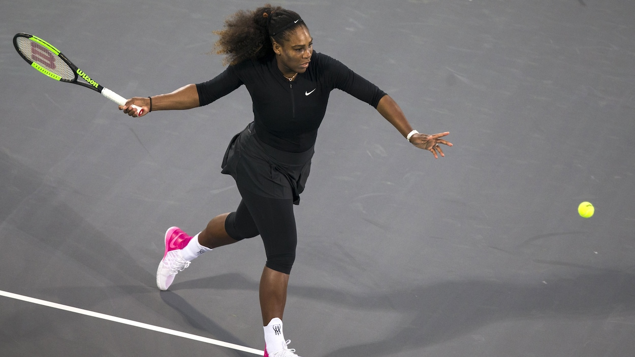 Serena Williams laisse tomber sa couronne — Open d'Australie