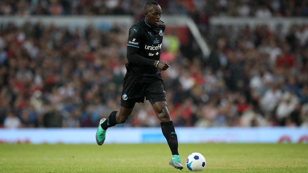 Usain Bolt a six semaines pour convaincre — Foot