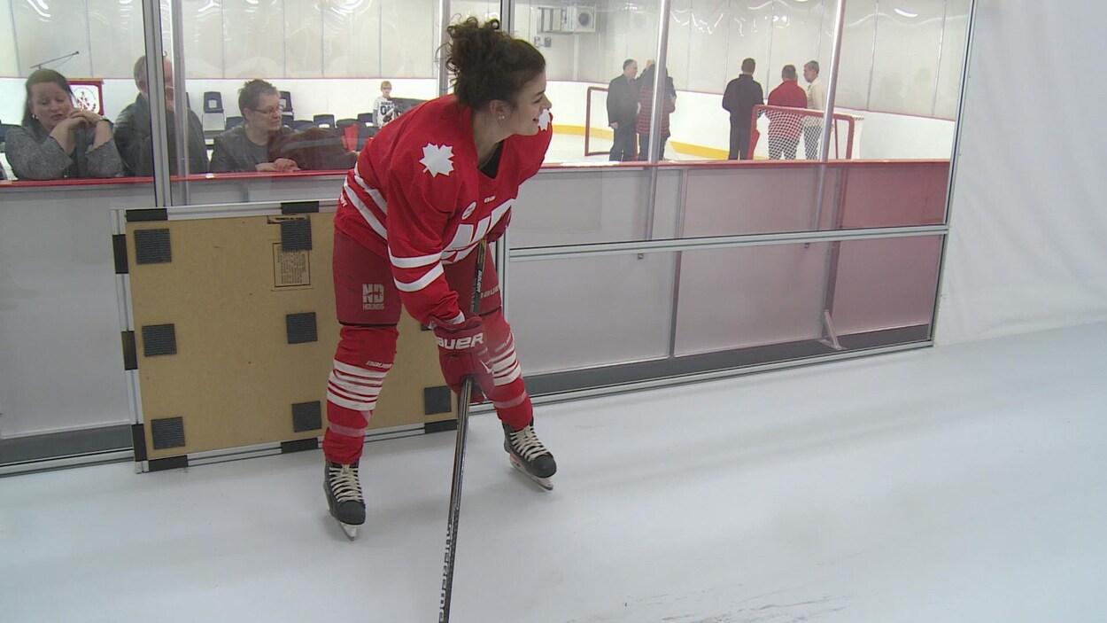 Le Collège Notre Dame compte 12 équipes de hockey.