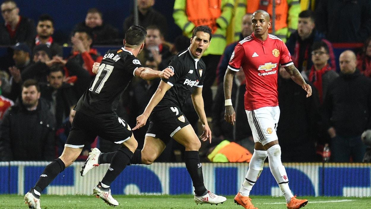 La Roma passe, exploit de Séville à Manchester — Ligue des champions