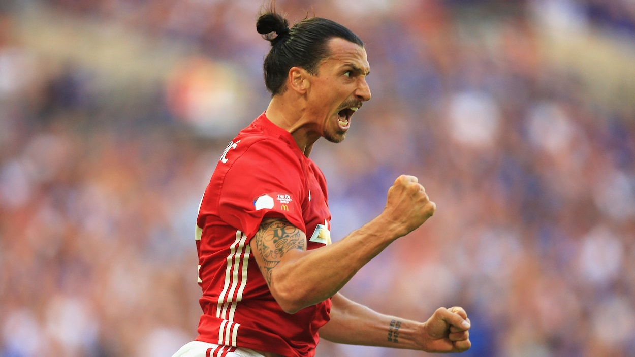 Départ imminent pour Zlatan Ibrahimovic — Mercato Manchester United