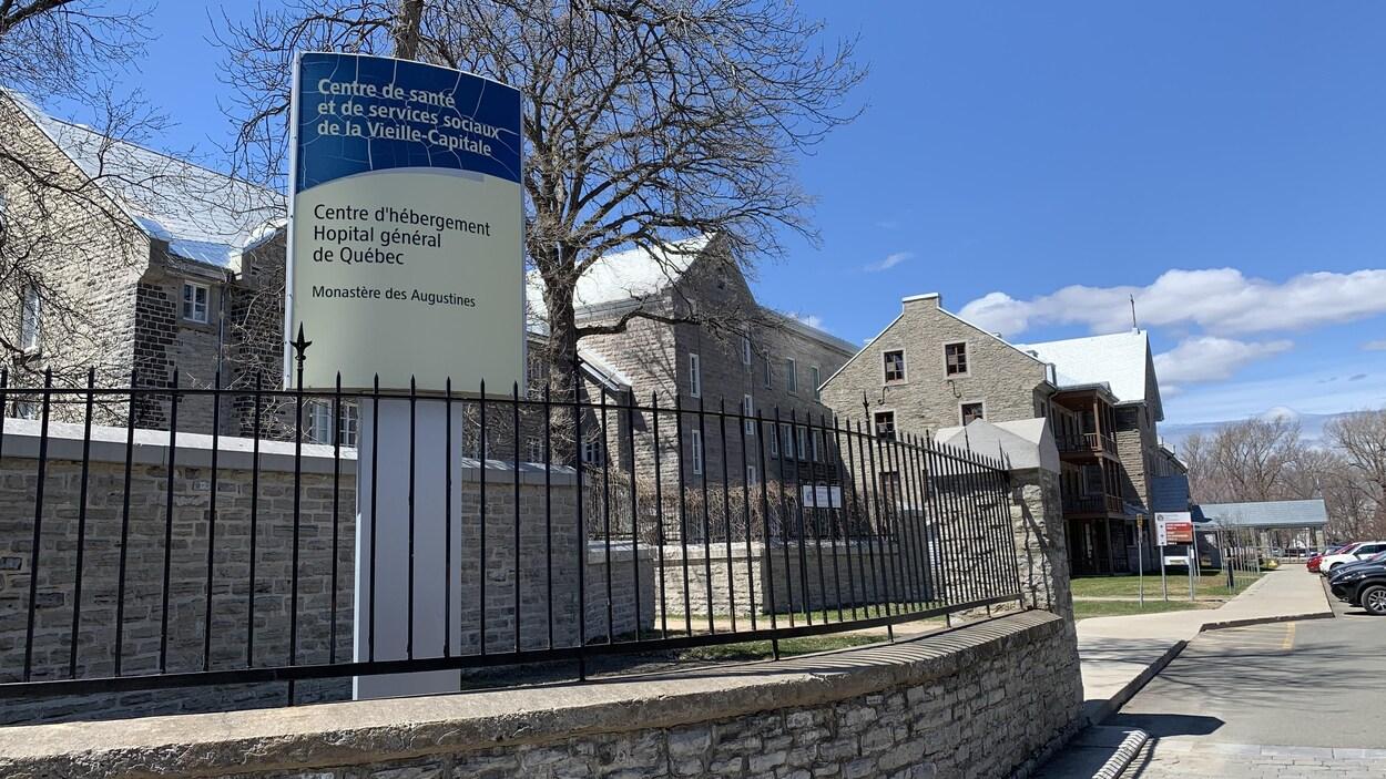 L''Hôpital général de Québec