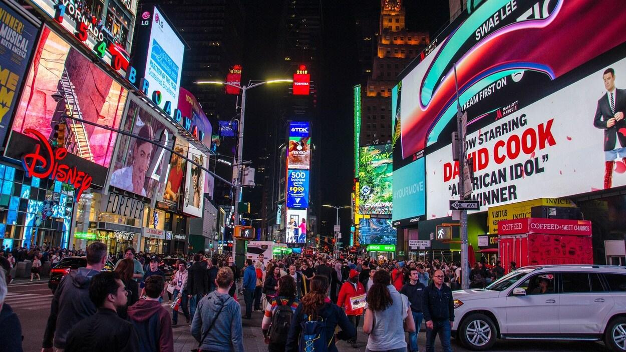 New York en état d'urgence — Coronavirus