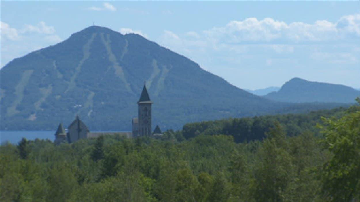 Abbaye Saint-Benoît-du-Lac