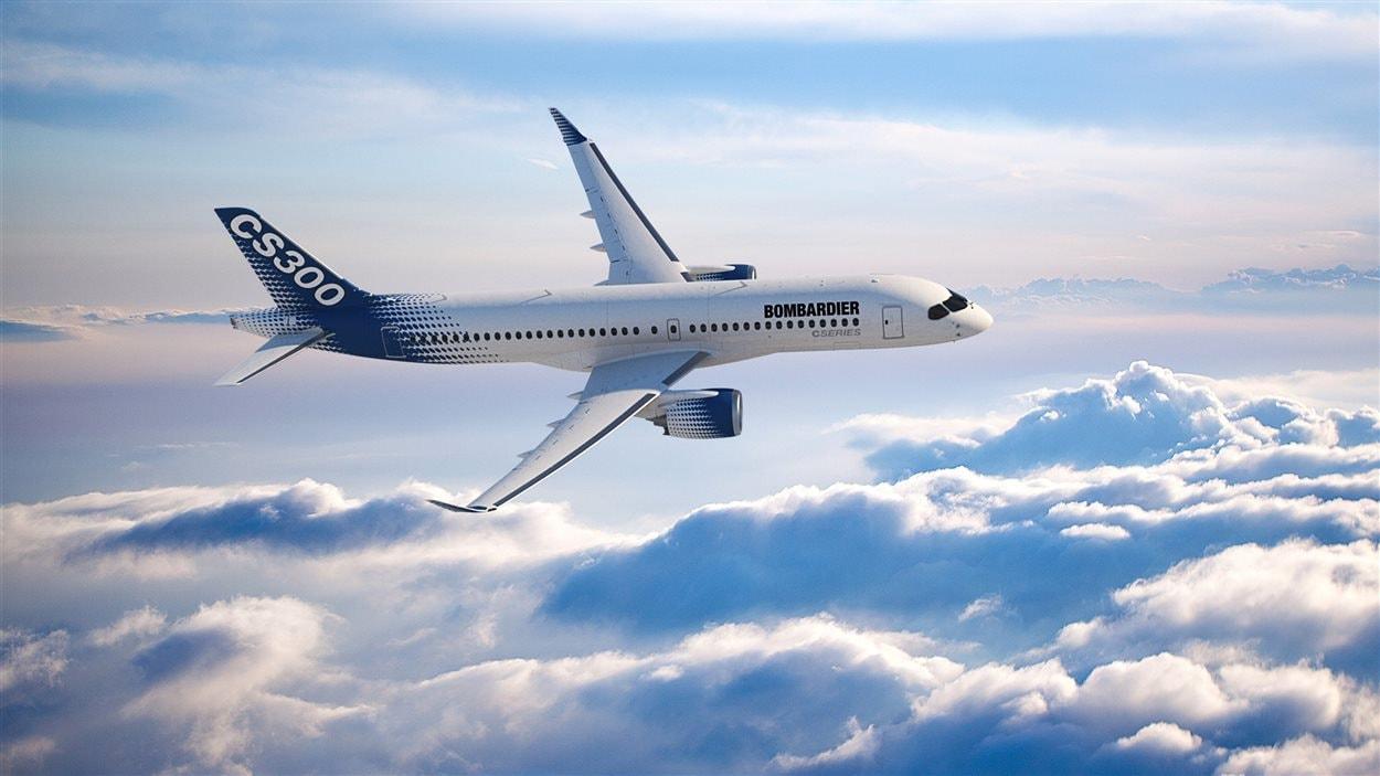 Bombardier: conclusion de l'accord sur le programme C Series