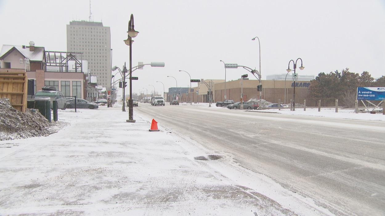 La Ville de Gatineau veut redynamiser le boulevard Saint-Joseph.