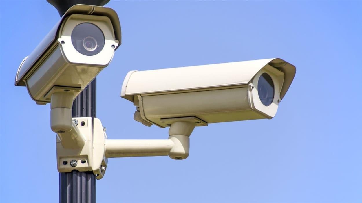 Des caméras de vidéosurveillance