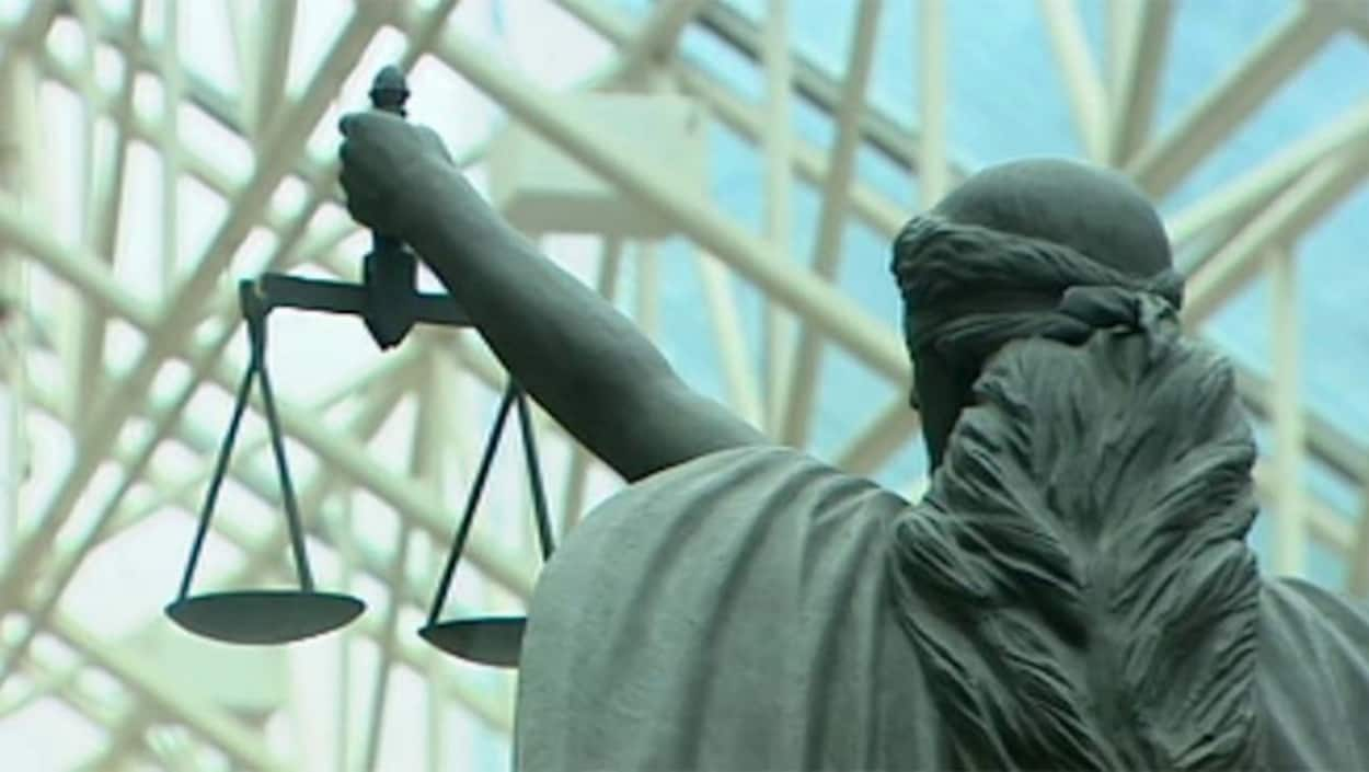 La Cour suprême de la Colombie-Britannique à Vancouver