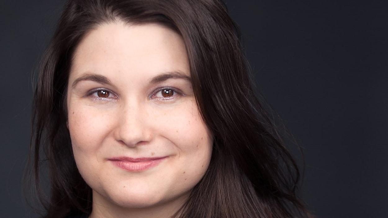 Erika Soucy, écrivaine