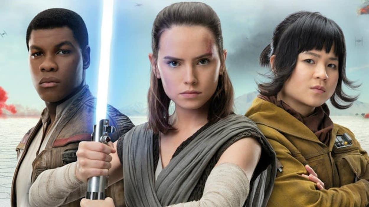 Star Wars : Les Derniers Jedi dépasse le milliard de dollars de recettes