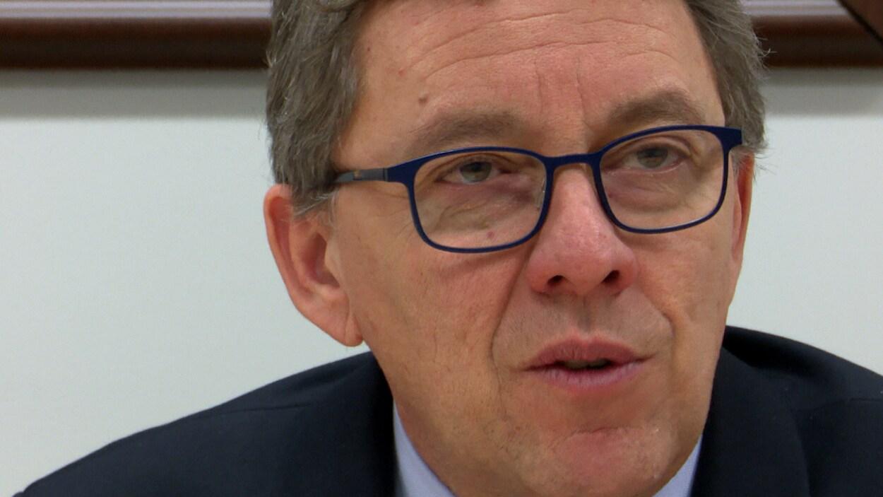 Jean d'Amour trace un bilan positif de la dernière session parlementaire.