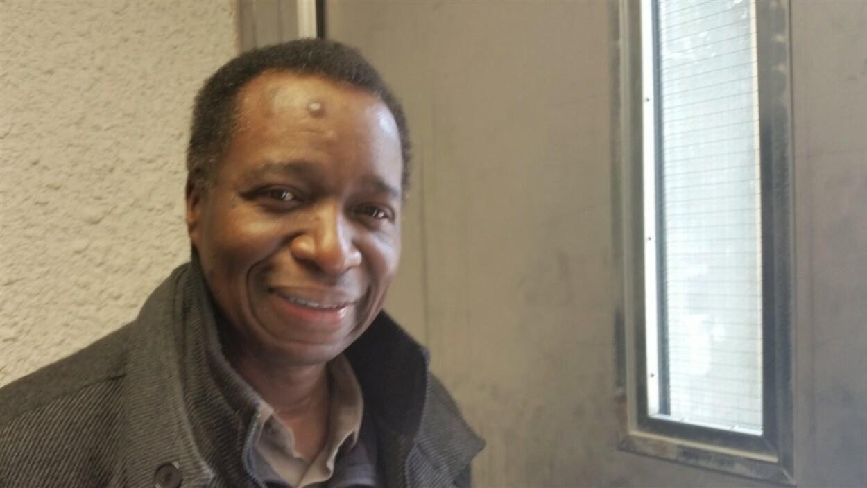 Ibrahima Diallo a raconté à France Adams la place de la compassion dans sa vie.