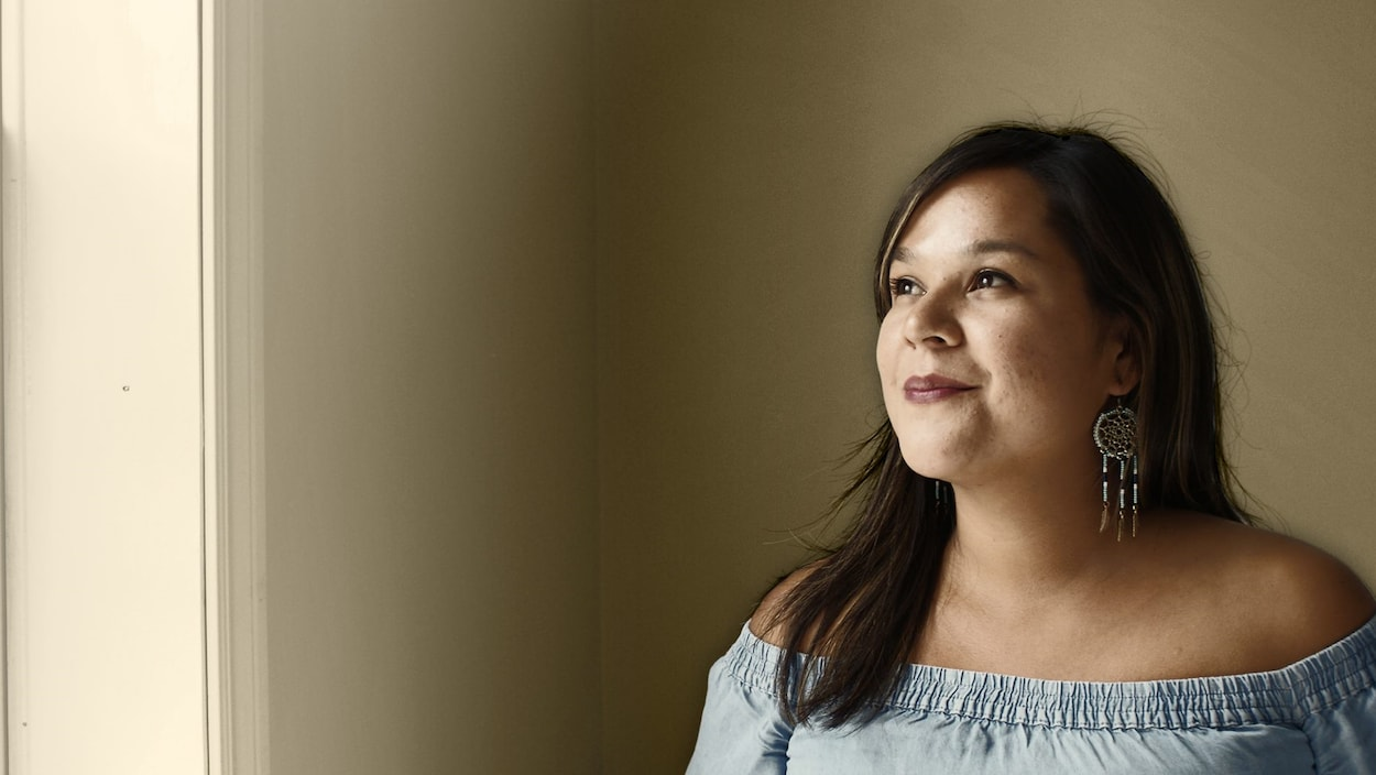 L'auteure Naomi Fontaine
