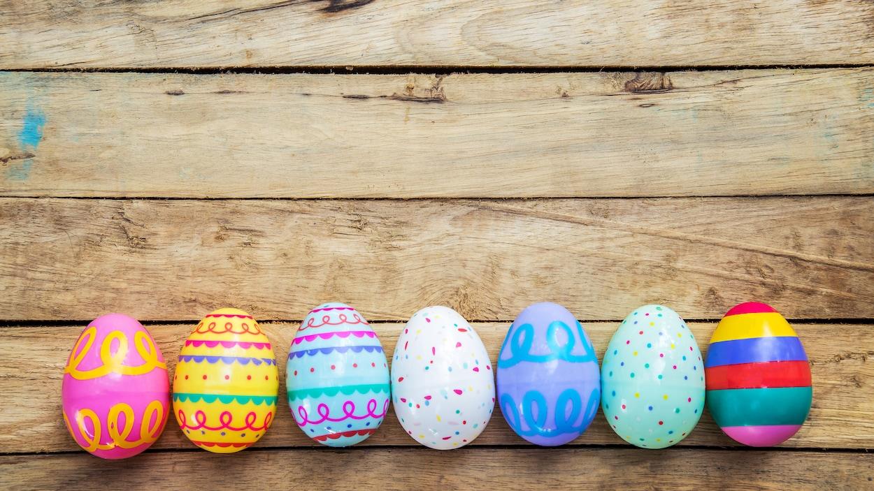 Ouvert ou fermé à Pâques ?