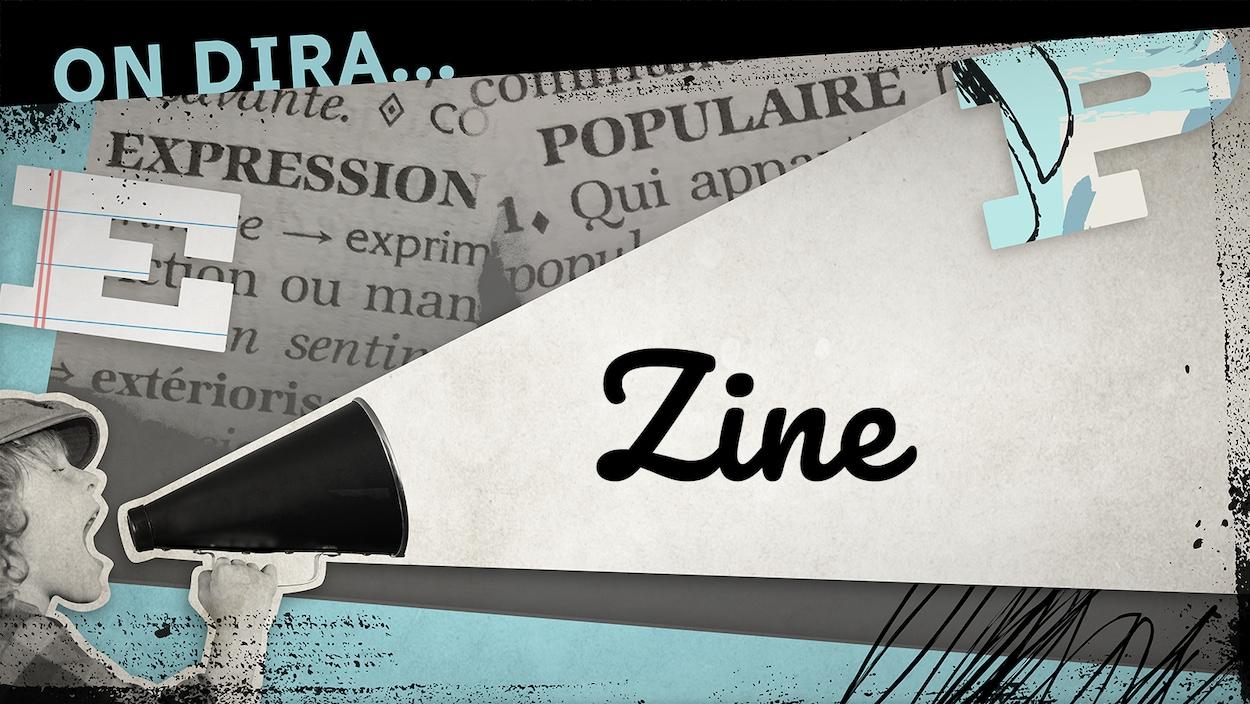Le terme « zine » est une abréviation de « magazine ».