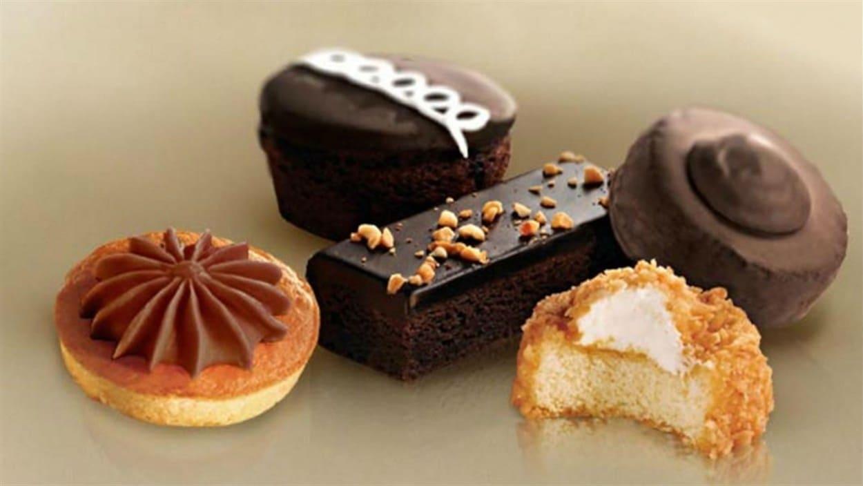 Une variété de gâteaux Vachon offerts aux consommateurs en 2016.