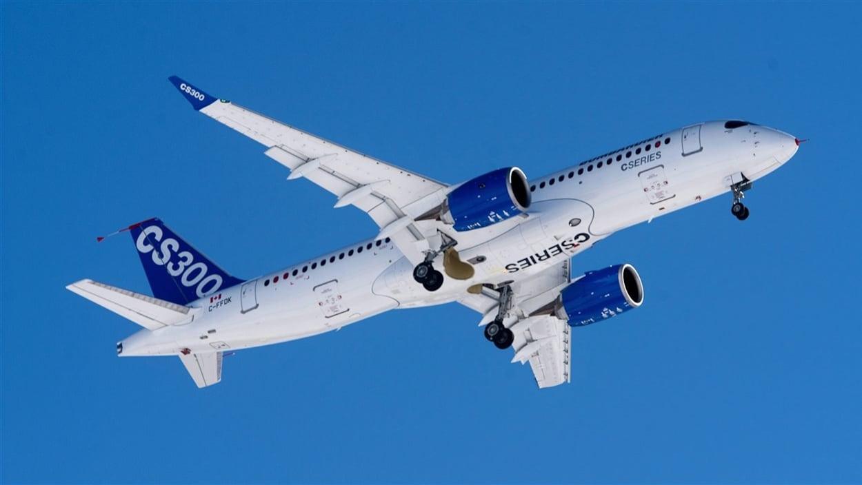 Bombardier: perte alourdie, mais importante commande