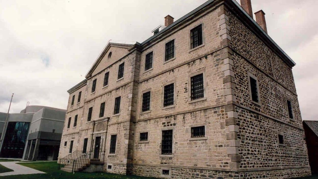 La Vieille prison de Trois-Rivières
