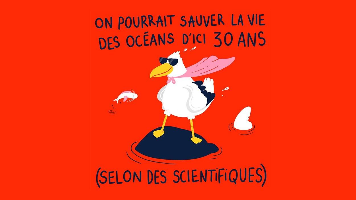 On pourrait sauver la vie des océans d'ici 30 ans (selon des scientifiques).
