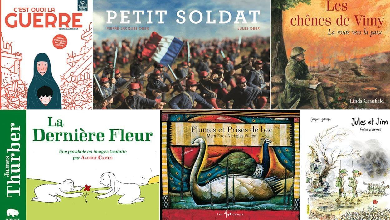 Des Livres Jeunesse Sur La Guerre Et Les Conflits