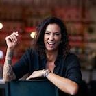 Portrait de la chef Kimberly Lallouz.