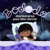 Illustration d'un enfant endormi dans un lit.