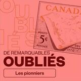 De remarquables oubliés - Les pionniers, audionumérique.