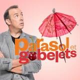 Parasol et gobelets, ICI Première.