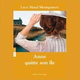 Le livre audio <i>Anne quitte son île</i>.