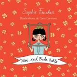 Le livre Moi, c'est Frida Kahlo.