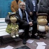 Joaquin Salvador Lavado, surnommé Quino, ne veut pas que les partisans anti-avortement se servent de Mafalda, le personnage de bande dessinée qu'il a inventé.