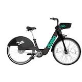 Une modélisation de ce à quoi pourrait ressembler les futurs vélos en libre-service du RTC.
