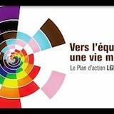 Symbole du plan d'action LGBTQ2 du gouvernement du Canada.