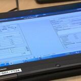 Exemple d'un dossier médical électronique