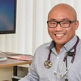 Dr. Alex Wong, infectious diseases doctor at Regina General Hospital, has shared his experiences treating unvaccinated COVID-19 patients.