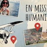 en mission humanitaire