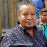 Un trabajador migrante mexicano.