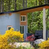 Fibonacci House, near Proctor, B.C., is Canada's first 3D-printed home.