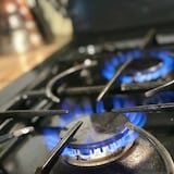 Natural gas is used for home heating, power and is used by appliances like stoves and gas dryers.