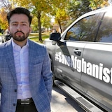 Hameid says his sisters, who are Canadian citizens, and his parents, who are permanent residents of Canada, have been stuck in Afghanistan for more than a month after travelling there for a wedding.