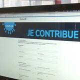 site Internet : Je contribue covid-19