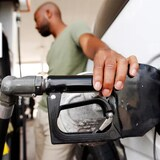 The price of gasoline has risen by more than a third in the past 12 months, according to Statistics Canada data.