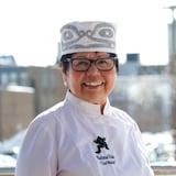 La chef cuisinière et militante de la nation wet'suwet'en Marlene Hale.