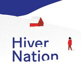 Pochette de l'album Hiver Nation.