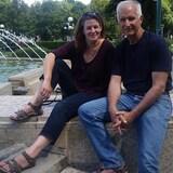 Lise Bourassa et son mari Jerry Bourassa, propriétaires de Saffies General Store