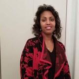 Portrait de Marie Ntaganda.