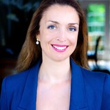 Emmanuelle Meyer, vice-présidente de l'Association des femmes d'affaires francophones (AFAF).