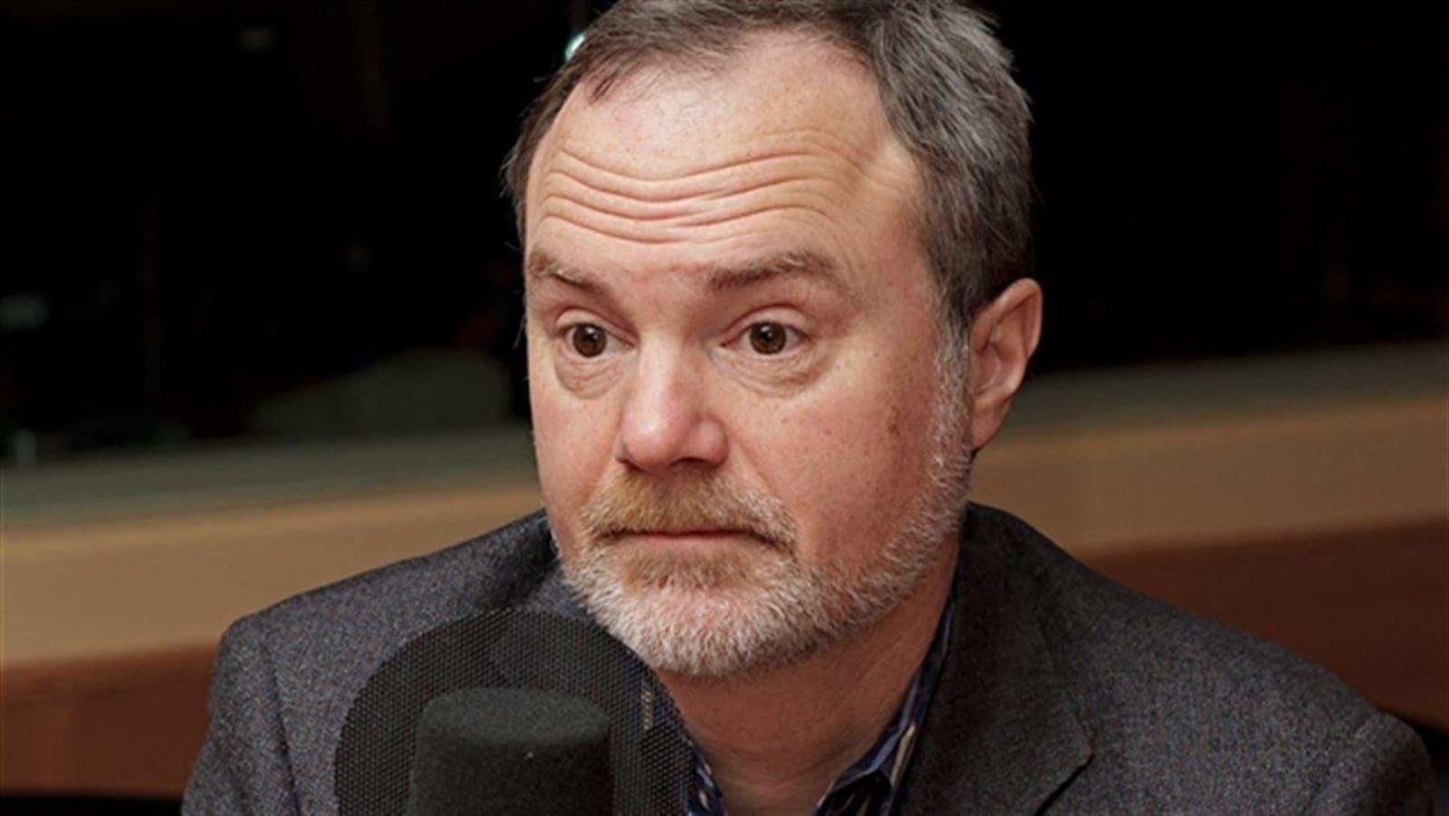 Le sénateur André Pratte